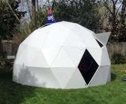Styrofoam Dome dome shelter systems